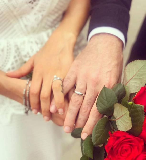 Прошлый  любимый Собчак Евгений Папунаишвили женился настилисте: первые кадры свадьбы
