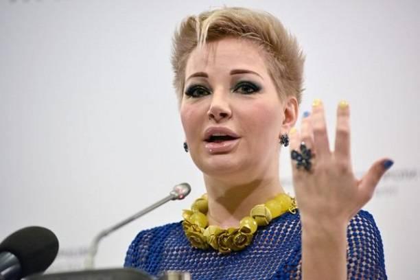 Мария Маскакова откровенно рассказала оромане сСаакашвили