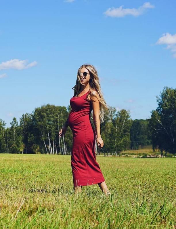 Рита дакота беременна 2017 3