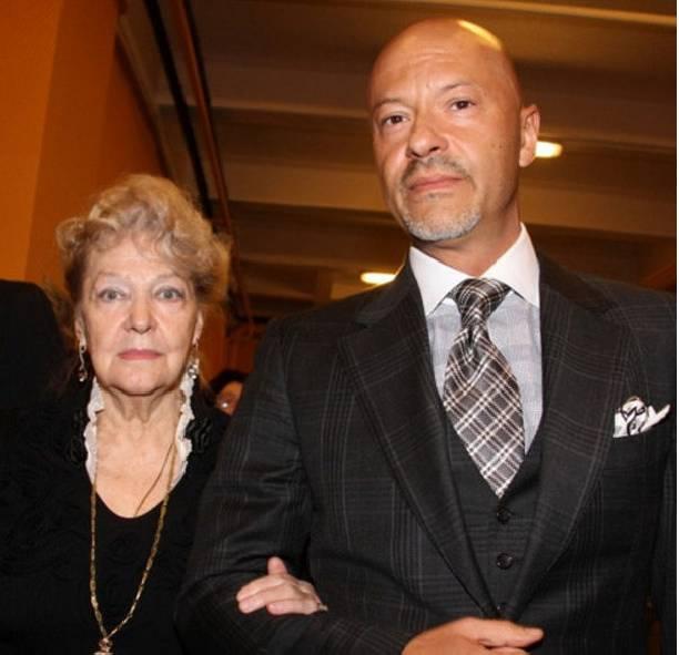 Федор Бондарчук вплоть доэтого времени неразвелся с супругой