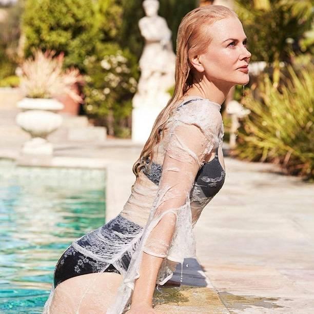 Николь Кидман восхитила кадрами из новоиспеченной фотосъемки