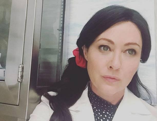 Шэннен Доэрти поведала оподготовке кновому курсу лечения