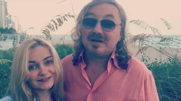 Дочь Игоря Николаева вплачевном состоянии после урагана «Ирма»