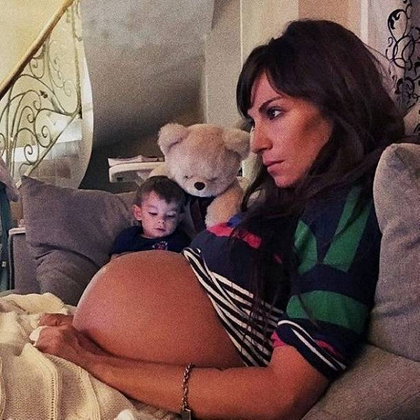 Светлана Светикова подарила ребенка мужу вдень его рождения