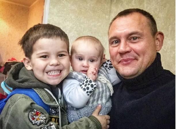 Степан Меньщиков неожиданно узнал, что сын неотнего