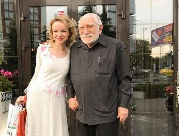 Джигарханян и его жена в ближайшей передаче
