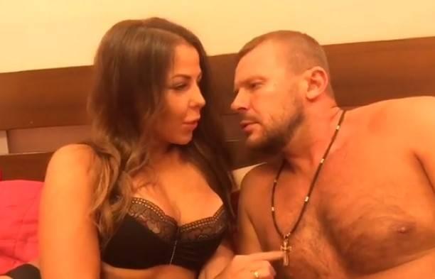 Беркова и ее муж видео