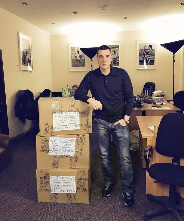 Муж Ксении Бородиной Курбан Омаров лишился своего бизнеса