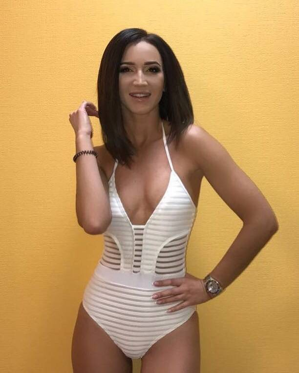 Ольга Бузова попробовала себя в качестве «бельевой модели»
