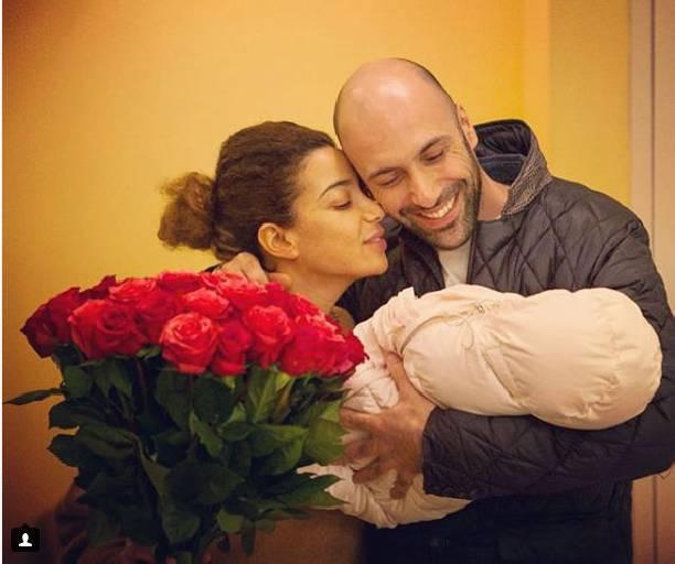 Евгений Папунаишвили впервые стал отцом рекомендации
