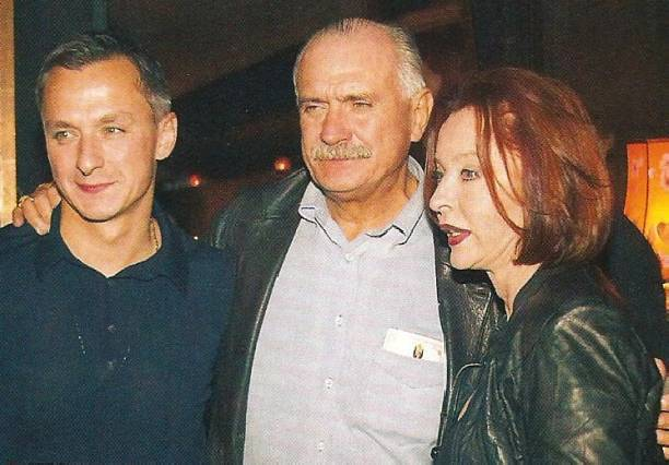 Никита Михалков впервый раз стал прадедушкой
