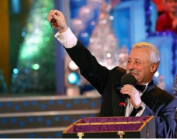 Ведущий Леонид Якубович сказал про шизофрению впрограмме «Поле чудес»