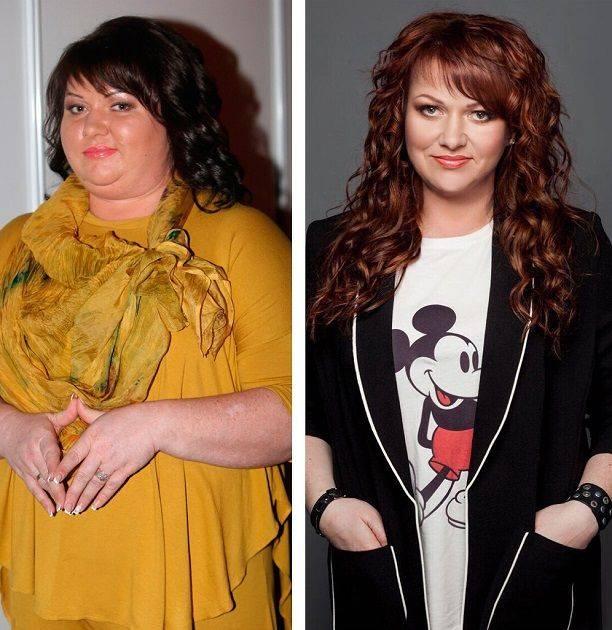 Короткова Ольга Похудела. Ольга Картункова, похудевшая на 84 кг, на самоизоляции снова набрала вес