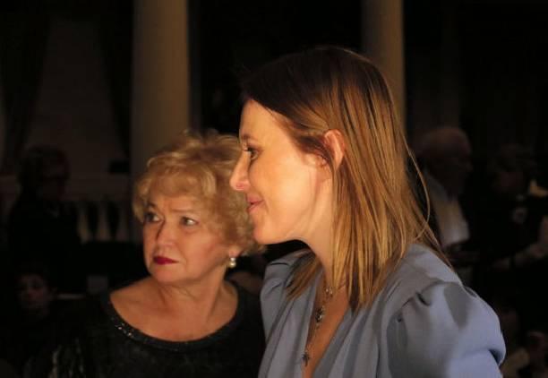 Мать Ксении Собчак считает ееучастие в«Доме-2» ошибкой