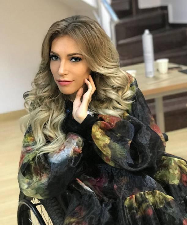 Юлия Самойлова жаловалась накритику вееадрес из-за участия в«Евровидении»