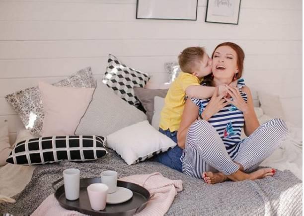 Эвелина Бледанс готовится к свадьбе и рождению ребенка