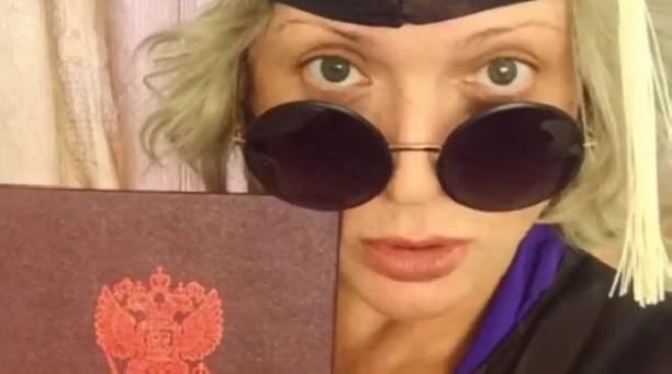 Ольга Дроздова с отличием закончила обучение в магистратуре