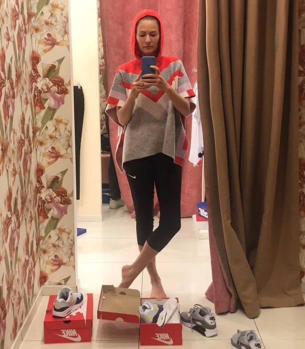 Мария Кожевникова близка к анорексии