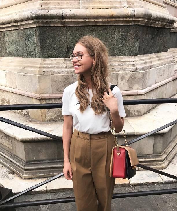 Кристина Асмус растолстела на отдыхе в Италии