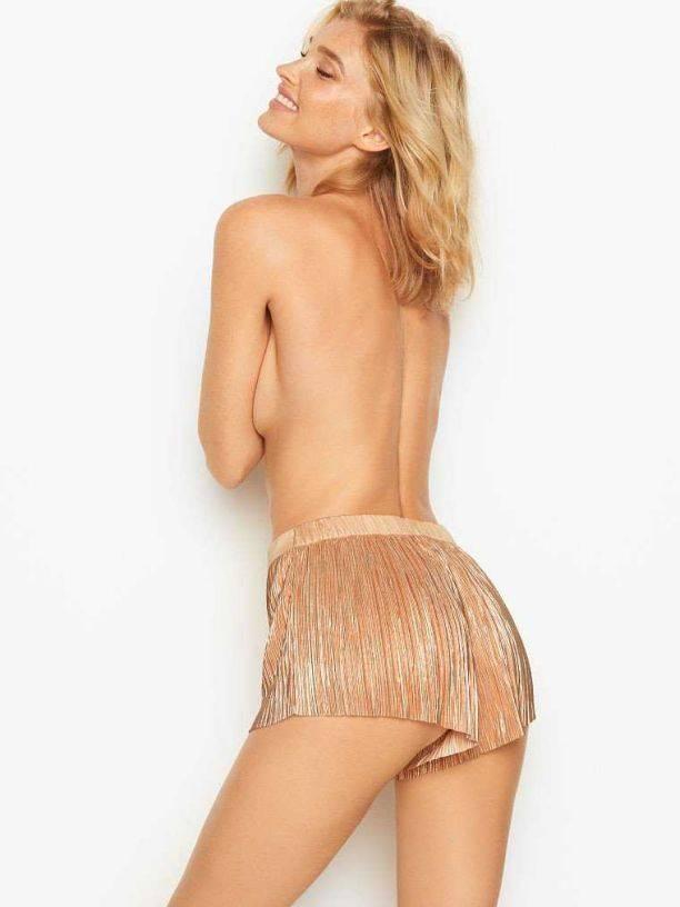Бренд Victoria's Secret предложил девушкам ходить дома с бусиками в попе