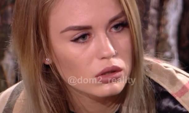 Андрей Черкасов довёл до слёз Милену Безбородову