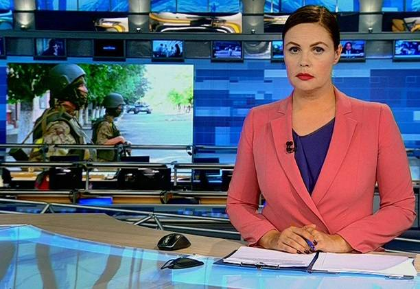 Екатерина Андреева объявила о своем уходе с Первого канала