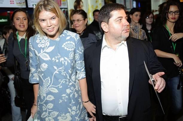 Александр Цекало разводится с сестрой Веры Брежневой
