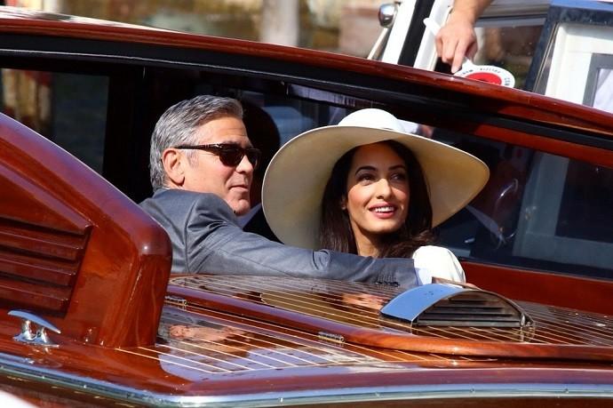 Амаль Алламмудин выгнала из дома Джорджа Клуни