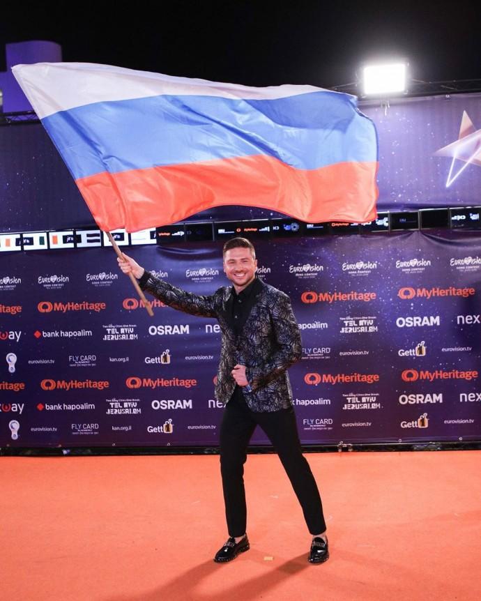 Сергей Лазарев слёг в больницу