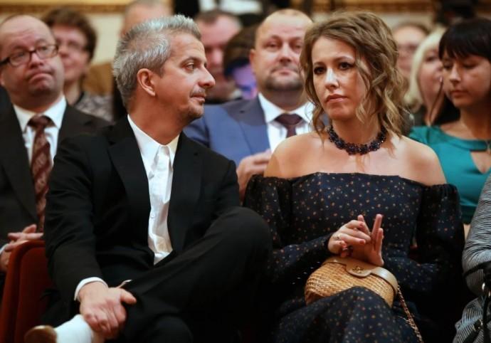 Ксения Собчак забеременела от Константина Богомолова еще будучи в браке с Максимом Виторганом