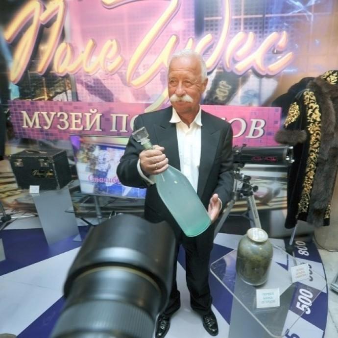Леонид Якубович оказался в инвалидном кресле