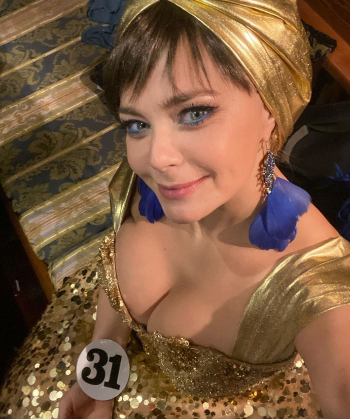 Ирина Пегова фантастически похудела