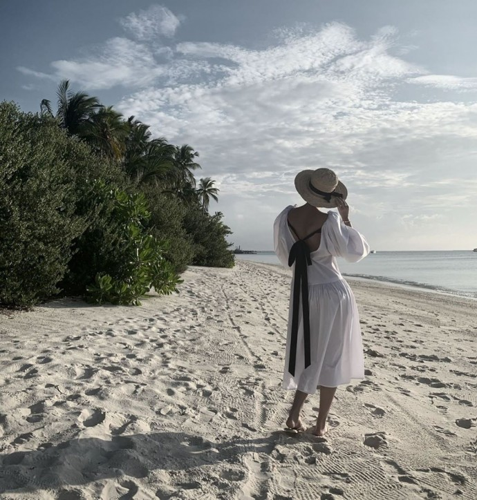 Сколько на самом деле Ксения Собчак платит за виллу на Мальдивах