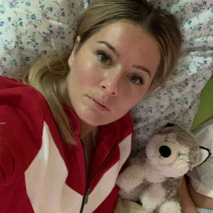 Мария Кожевникова пояснила, как оказалась в больнице