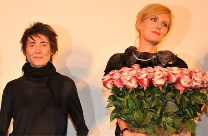 «Я её восхищаюсь»: Рената Литвинова рассказала, кто доминирует в их отношениях с Земфирой