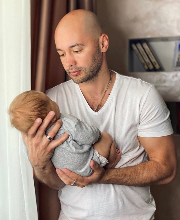 Андрей и Кристина Черкасовы рассекретили имя своего сына