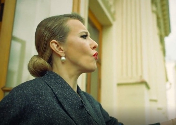 Как изменился нос Ксении Собчак после операции