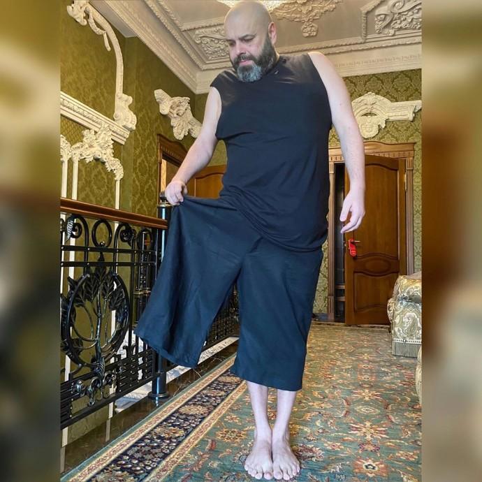 """""""Зачем Максим так себя унижает?"""": врач заподозрил Фадеева во лжи о своем похудении"""