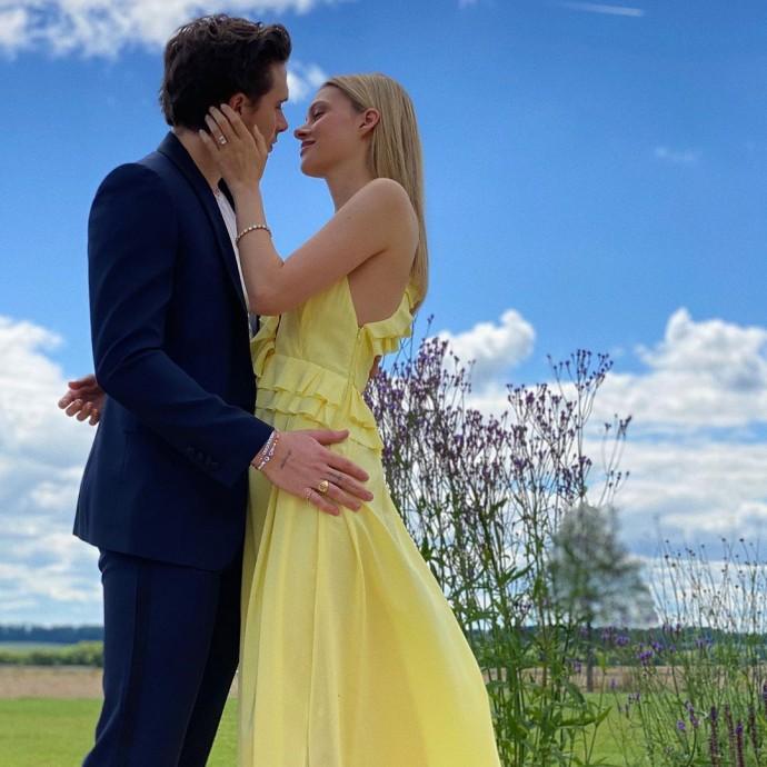 Старший сын Дэвида и Виктории Бекхэм женится