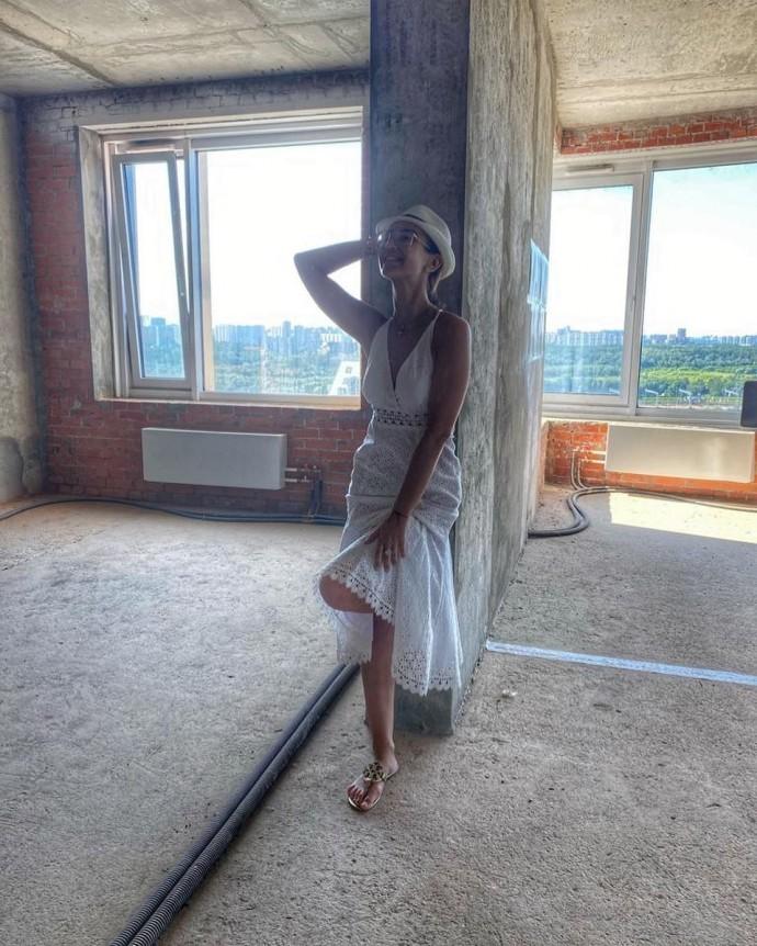 Стали известны подробности планировки и интерьера новой квартиры Ольги Бузовой