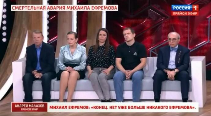 Стало известно, сколько заработали родственники погибшего в ДТП с Михаилом Ефремовым на его смерти