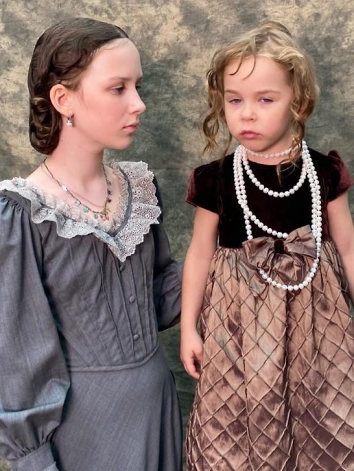 12-летняя дочь Валерии Гай-Германики предстала в неформальном образе