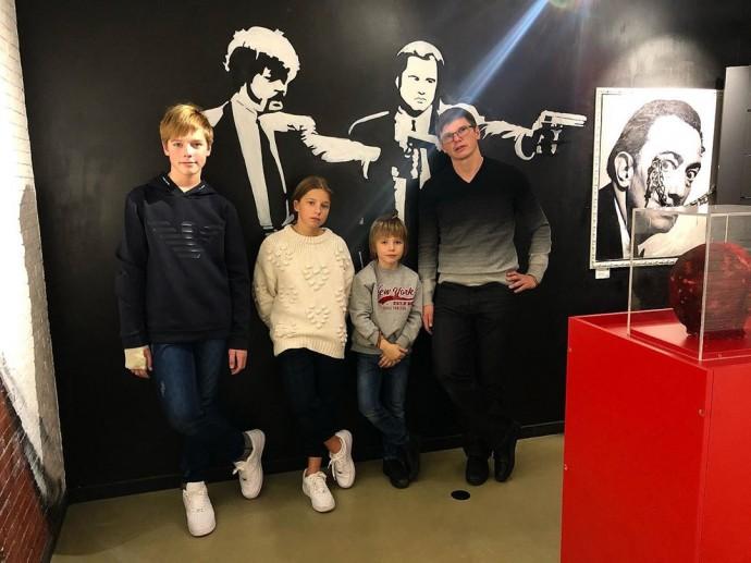 Андрей Аршавин заблокировал телефоны детей