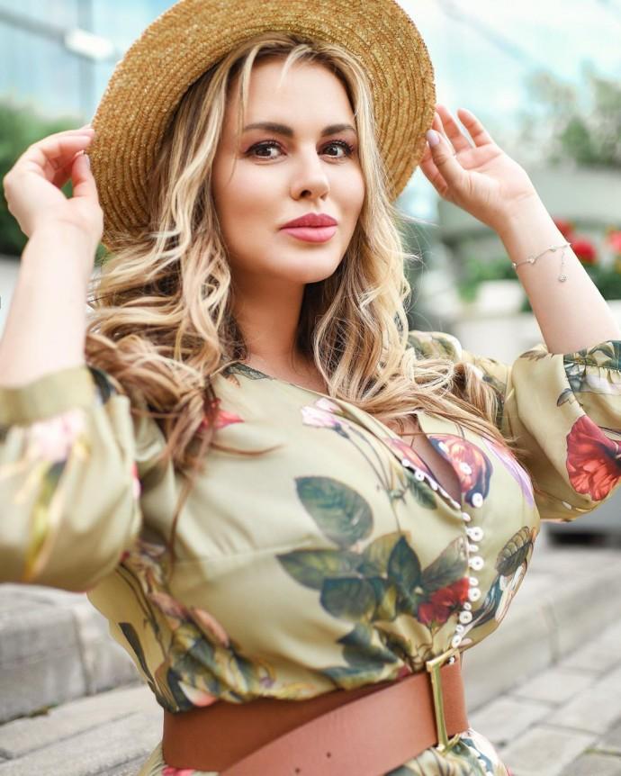 Anna Semenovich reported breast problems
