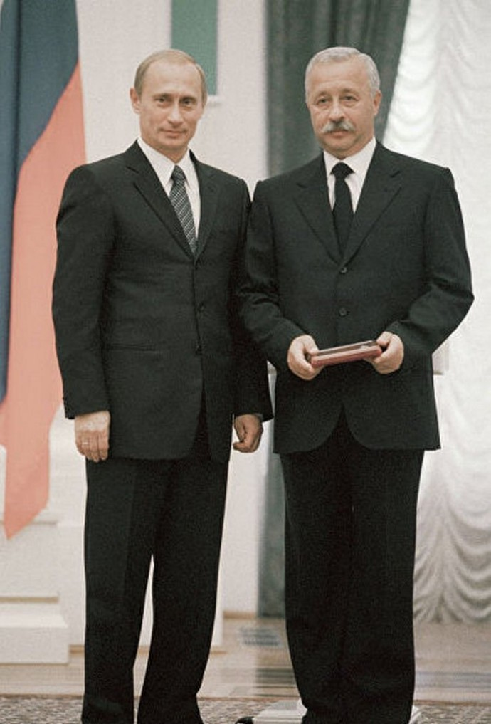 Leonid Yakubovich called Putin a tired man
