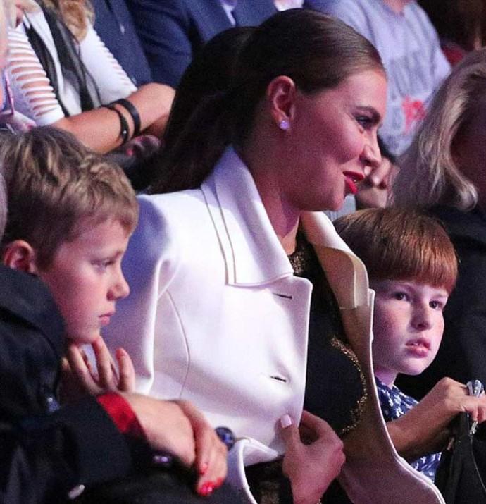 Дмитрий Губерниев, друживший с Алиной Кабаевой 20 лет, высказался о ее детях