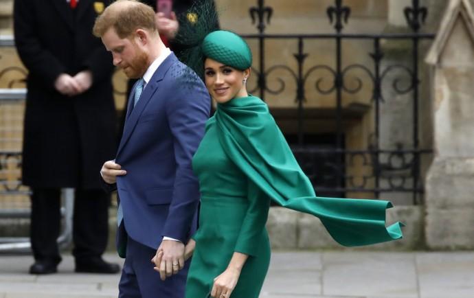 Принц Гарри и Меган Маркл шумно поругались в ресторане