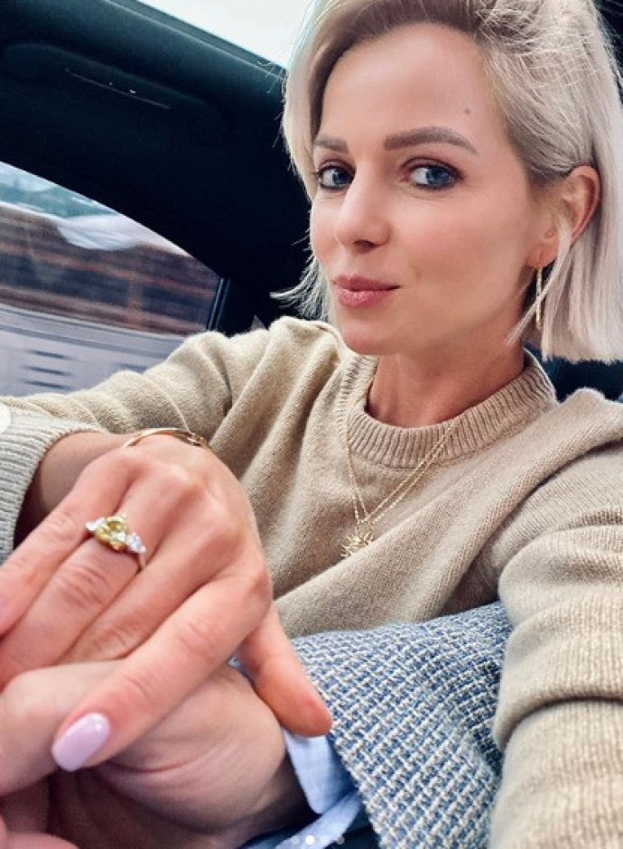 Former husband of Anastasia Volochkova marries a new lover