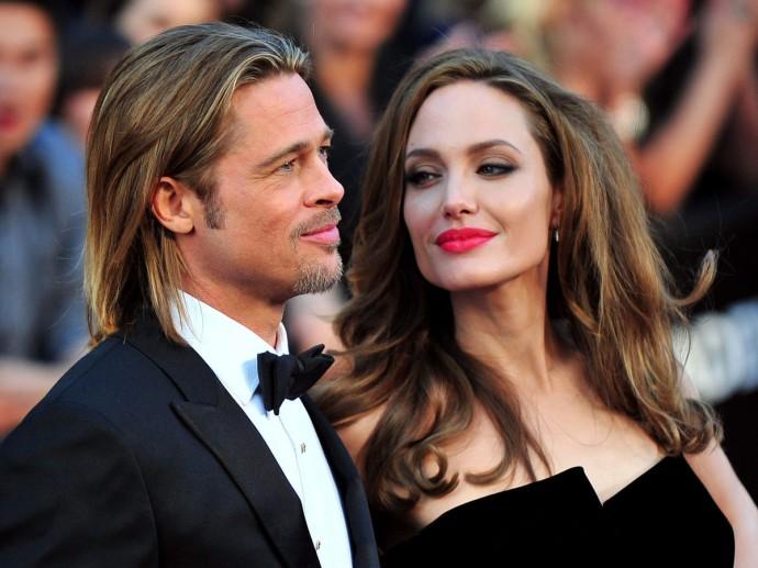Brad Pitt's new lover told how she treats Angelina Jolie