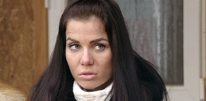 Alexandra Gozias has declassified the sex of the second child